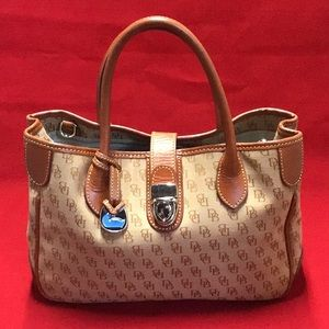 VNT Dooney & Bourke Anniversary Collection Tote